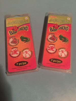 Sculpey bake and bend clay 2 pack for Sale in Elk Grove, CA