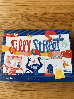 Award Winning Game for 4-8 year olds- Silly Street Game for Sale in Seattle, WA