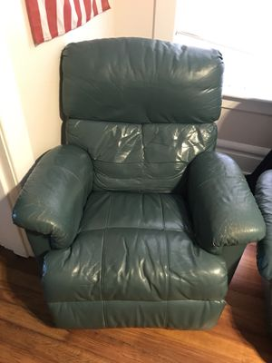 Leather Recliner - $50 for Sale in Columbus, OH