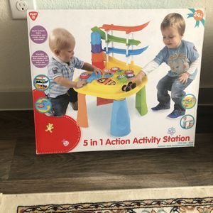 PLAYGO 5 In 1 Action Activity Table for Sale in Pflugerville, TX