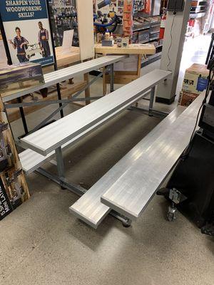 Bleachers - Aluminum for Sale in Concord, CA