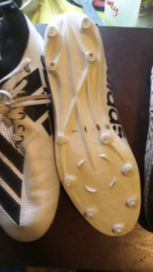 Adidas sz12.5 AdiZero low Cleats Adidas sz13 Freak lows for Sale in Cheney, WA