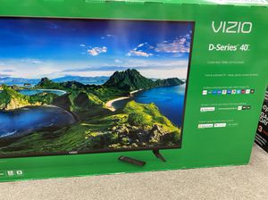 Brand new 40 inch vizio d series smart tv for Sale in Dearborn, MI