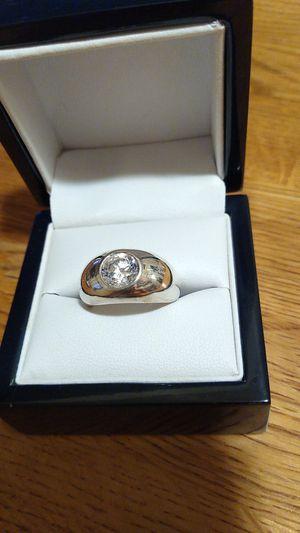 2ct CZ in 925 silver setting for Sale in Ecorse, MI