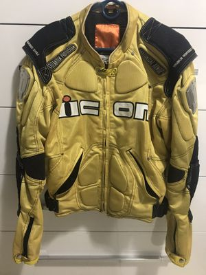 Icon Motorcycle Jacket for Sale in Hialeah, FL