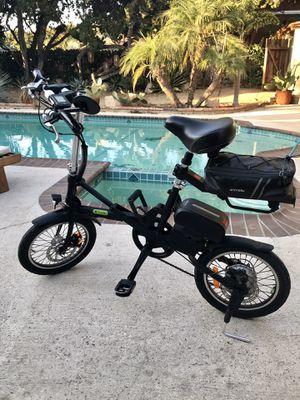 Green World E-Trolley folding electric bike. for Sale in Oceanside, CA