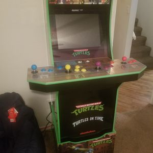 TMNT Arcade 1UP Home Aracde Cabinet for Sale in Tempe, AZ