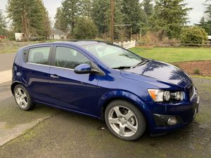 One owner 2013 Chevy Sonic LTZ Turbo for Sale in Canby, OR