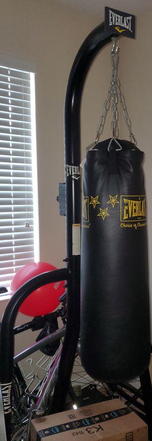 Evertlast punching bag for Sale in Winter Garden, FL