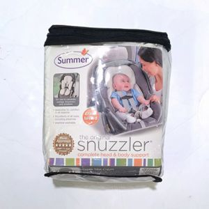 Summer Infant Snuzzler Head And Body Support Baby Stroller Car seat for Sale in Tamarac, FL