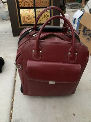 Rolling laptop bag for Sale in Peoria, AZ