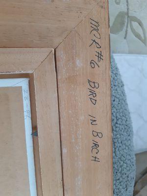 Meinhardt Birds in Birch painting. for Sale in Fort Wayne, IN