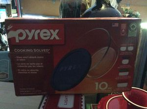 PYREX 10 pc glass storage Set NEW IN BOX for Sale in Jacksonville, FL