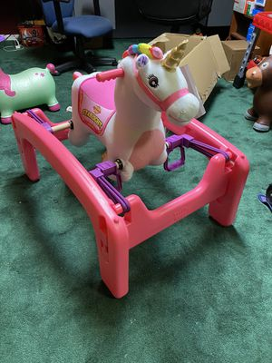 Rockin Rider Unicorn for Sale in Bowie, MD