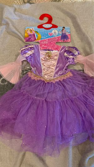 Disney princess Rapunzel costume XS/3T for Sale in Mill Creek, WA