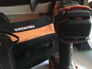 RIDGID GEN5X 18-Volt Lithium-Ion 1/2 in. Cordless Compact Hammer Drill, with battery 4Ah!!! for Sale in Woodbridge, VA