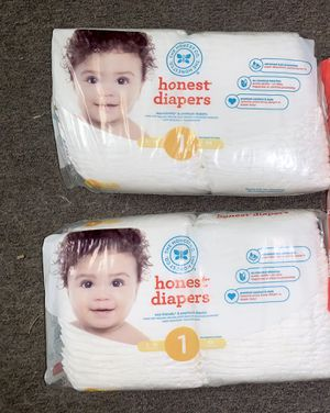 Honest Diapers Size 1 / Talla 1 for Sale in Los Angeles, CA