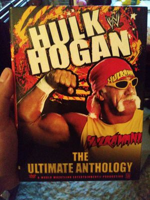 Best of Hulk Hogan Matchs for Sale in New York, NY