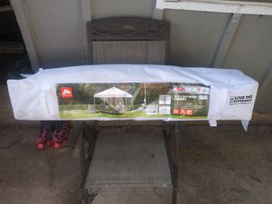 White Canopy (New Never Used) for Sale in San Antonio, TX