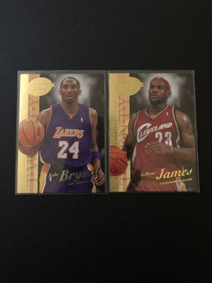 Kobe Lebron Lot for Sale in North Richland Hills, TX