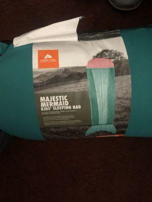 Kids camping sleeping bag for Sale in Los Angeles, CA