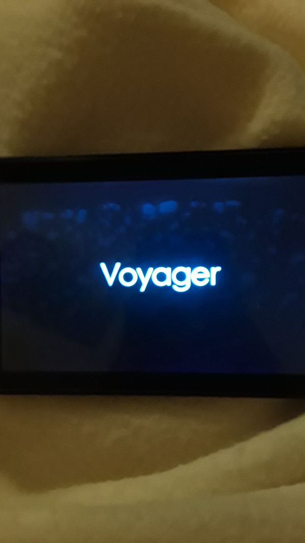 RCA Voyager tablet. $ 40 orB.O
