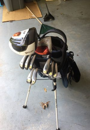 Men's Lefty Club Set - Taylormade for Sale in CT, US