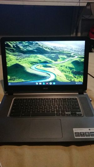 Acer chromebook 15 for Sale in Elgin, IL