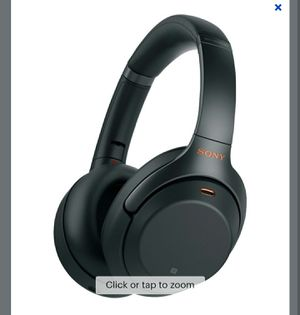 Sony WH-1000 XM3 ANC Headphones-Brand New Sealed!!!Amazing Headphones! for Sale in Pembroke Pines, FL