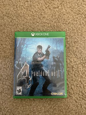 Resident evil Xbox 1 for Sale in Gilroy, CA