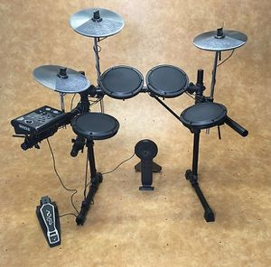 Simmons SD5K electronic drum kit complete ekit! MIDI FS/FT for Sale in Stony Point, NY