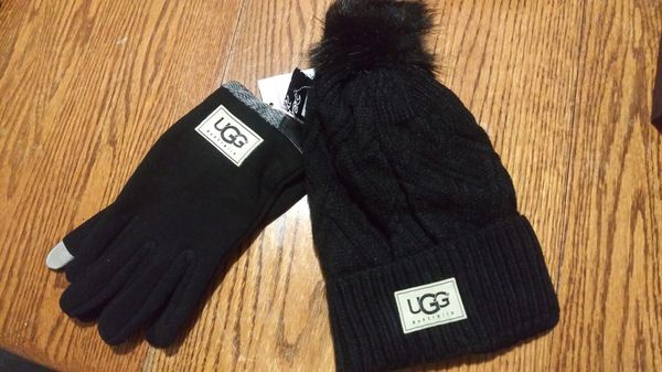 Hat & Glove set