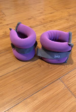 Ankle weights for Sale in Santa Maria, CA