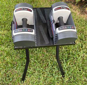 Powerblock Sport 24 adjustable dumbbell set for Sale in West Palm Beach, FL