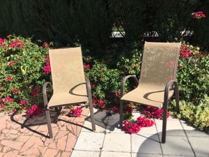 Sling back chairs for Sale in Laguna Hills, CA