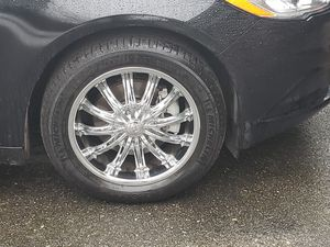 """""""17 Chrome Wheels-Tires not included for Sale in Tacoma, WA"""