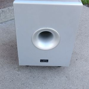 """8"""" SUBWOOFER MTS for Sale in Los Angeles, CA"""