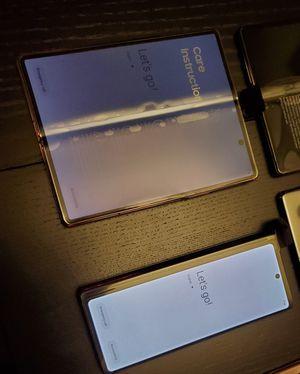 Samsung Galaxy Z Fold2 5G for Sale in Rialto, CA