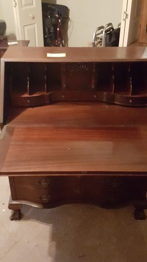 Antique writers desk for Sale in Raleigh, NC