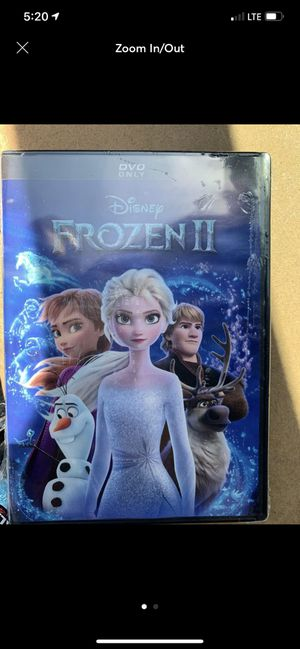 Frozen 2 DVD for Sale in Fresno, CA