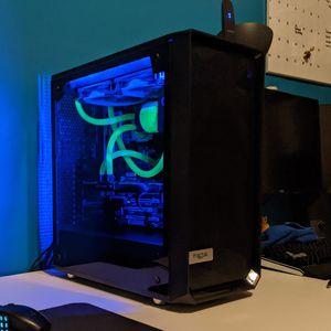 Custom Liquid Cooled Gaming PC for Sale in Miami, FL