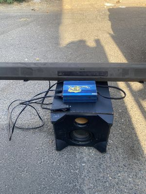 Car stereo system for Sale in Modesto, CA