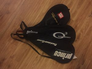 Tennis racket covers for Sale in Germantown, MD