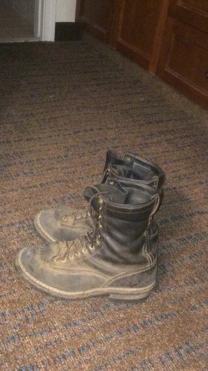 Wesco wildland fire boots for Sale in Glendale, AZ