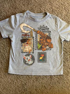 Moana 3t shirt for Sale in Hemet, CA