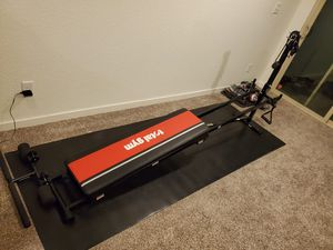 The Total Gym 1100 for Sale in Denver, CO