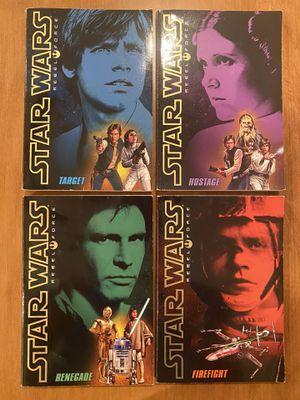 Star Wars Rebel Force 4 Books for Sale in Falling Waters, WV