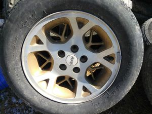 Jeep wheels for Sale in Pahrump, NV
