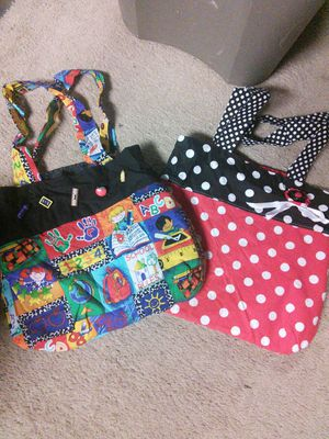 Hand made bags for Sale in Loma Linda, CA