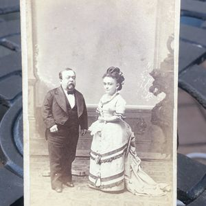 AUTHENTIC 19th Century Cabinet Card for Sale in Los Angeles, CA